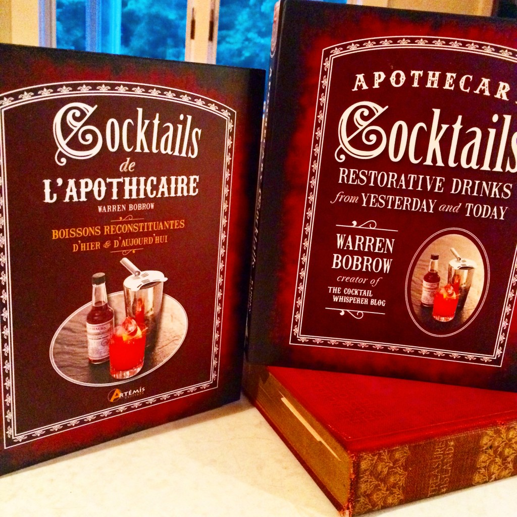 apothecary cocktails in French!